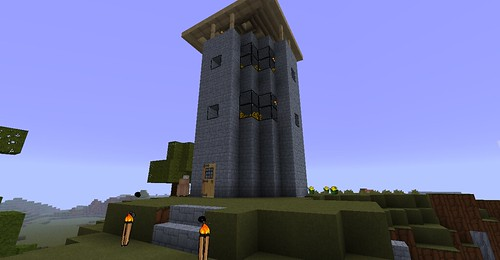 The Pointless Farm Tower