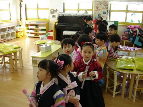 Kindergarten Ende