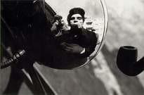 Chauffeur, 1933.