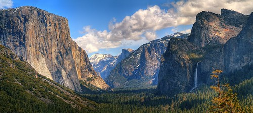 Yosemite Valley Panorama by John in LA