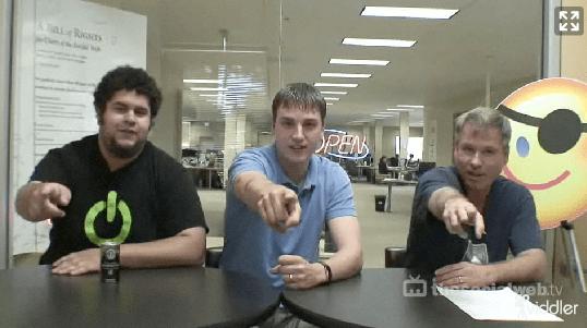 Episode 2 of The Social Web TV