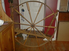 The Walking Wheel Come Home