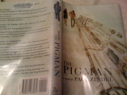 The Pigman by you.