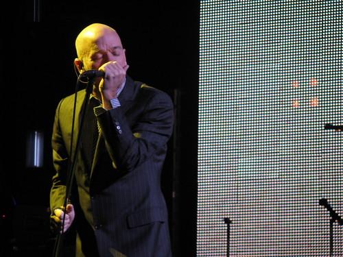Rem live at Futurshow station Bologna.
