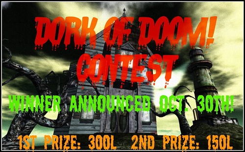 Dork of Doom! Contest