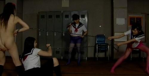 Sukeban & Mochiko vs. Pantyhose Gang
