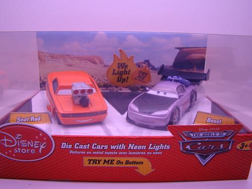 Disney Store CARS Light ups (1)
