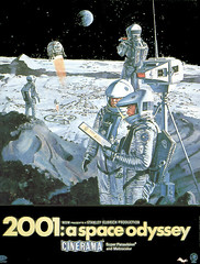 2001太空漫遊 2001﹕A Space Odyssey