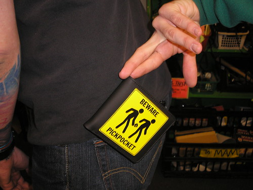 Pickpocket Wallet