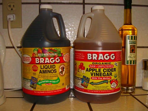 two gallons of Bragg goodness by permanently scatterbrained.