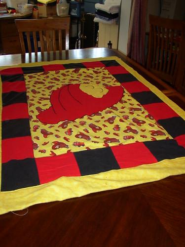 willie blanket