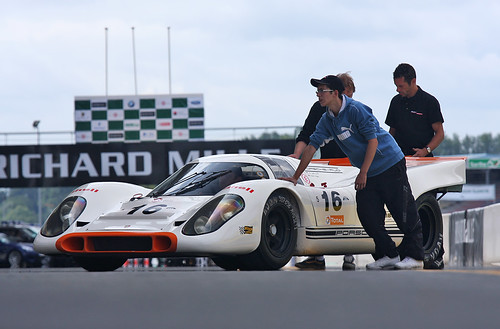 Porsche 917 by Martin  Vincent.