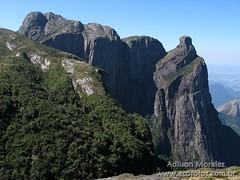 Serra dos Órgãos-2008 por Ecofotos - Adilson Moralez