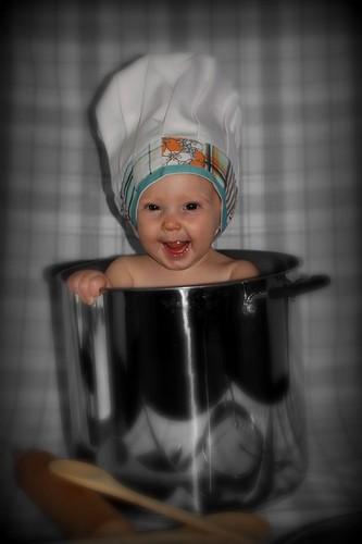 Chef Baby 4