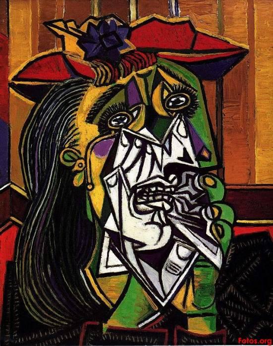 Picasso, La femme qui pleure