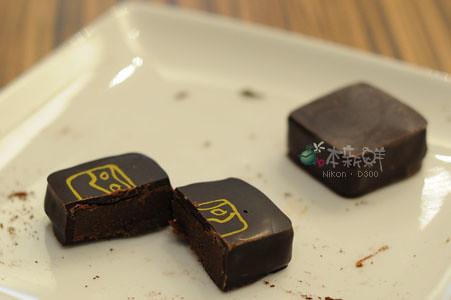 傳統手工巧克力