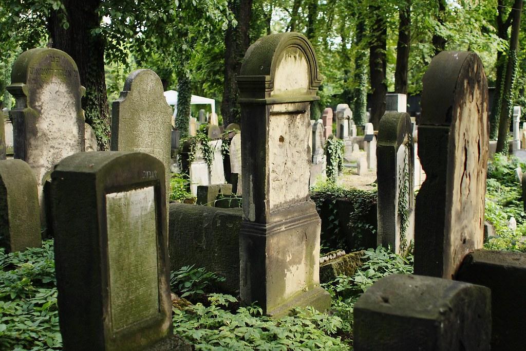 Cementerio Judío Nuevo - Cracovia