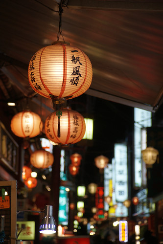 Lanterns in Chinatown by ken2754@Yokohama, on Flickr