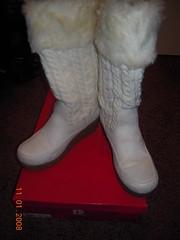 eskimo boots for sarah palin