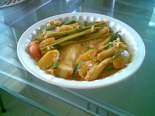 STP's fish curry 2