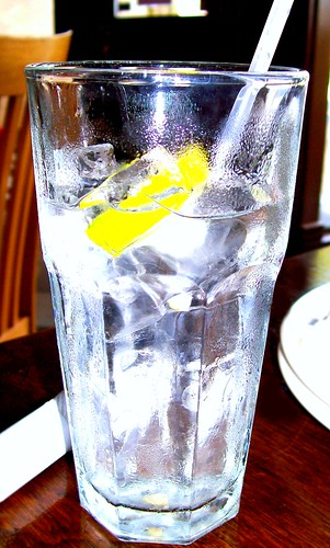 Glass of Lemon Water II
