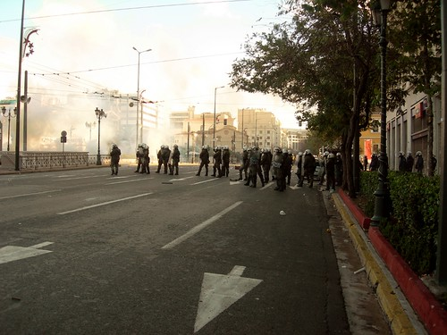 26 Protest in Athens