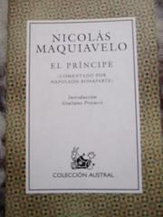 El Pr�ncipe. Nicolás Maquiavelo