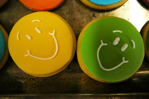 Smiling Biscuits