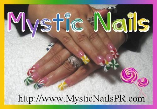 ..::: Mystic Nails :::..
