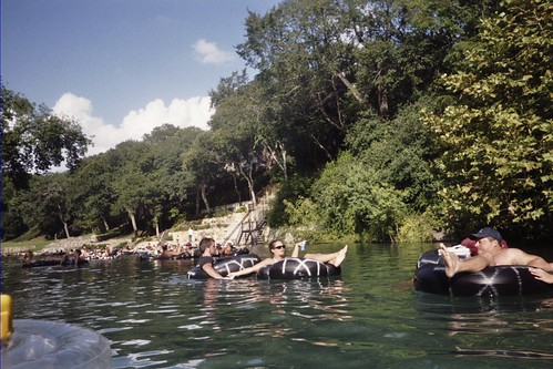 Guadalupe River ~ by marticagle