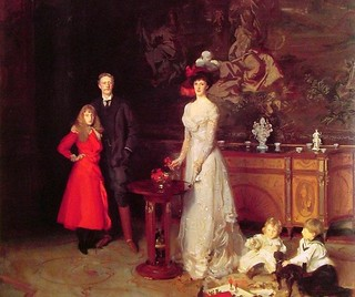 1900 The Sitwell Family by John Singer Sargent