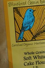 whole grain cake flour