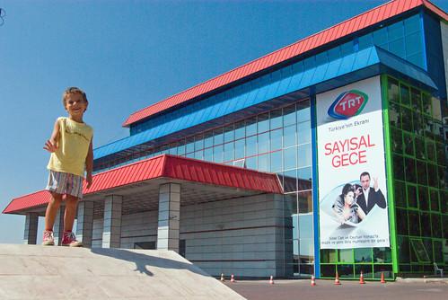 turkish radio television studios