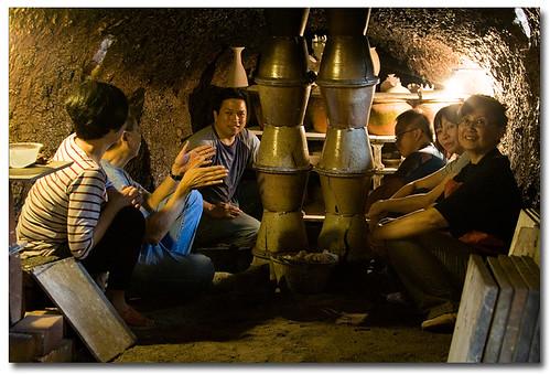 Discussion in the Kiln