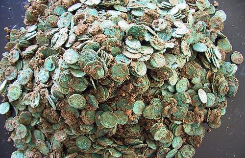 3rd c copper coins