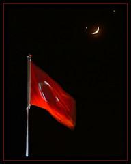 Göklerdeki Bayrak.... (The Turkish Flag in the...