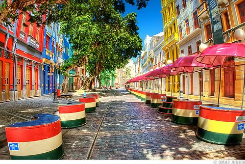 Rua do Bom Jesus - Recife / PE