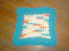 Woven Basket Cloth