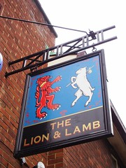 Lion and Lamb, Hoxton, N1
