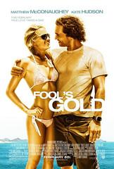 Como locos a por el oro cartel película