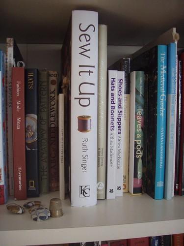 on the shelf