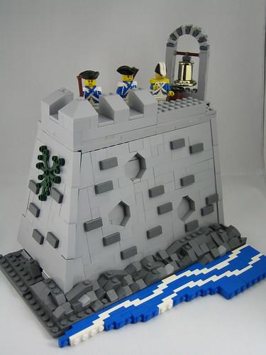 Castillo de San Pedro del Morro WIP