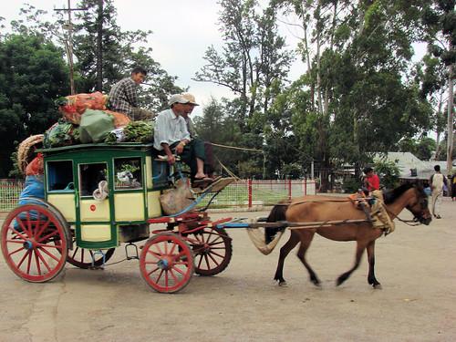 Estación de ferrocarril de Pyin Oo Lwin