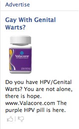 Gay With Genital Warts?