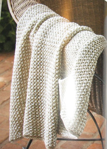 calming shawl