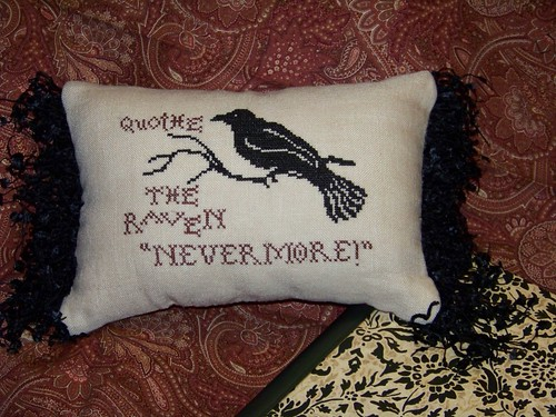 amber's pillow a