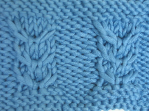 Knitting Stitches Per Inch Needle Size : 11. Cables The Walker Treasury Project