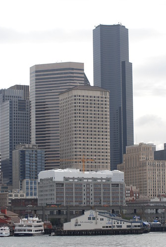 Seattle Skyscraper