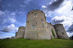 Chirk Castle Tower