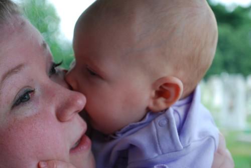 Kiss from Alyssa